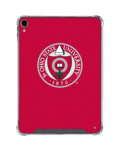 Ohio State Established 1870 iPad Pro 11in (2018-19) Clear Case