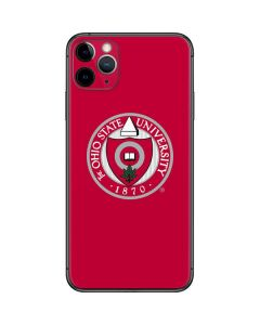 Ohio State Established 1870 iPhone 11 Pro Max Skin