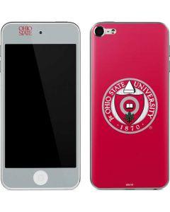 Ohio State Established 1870 Apple iPod Skin