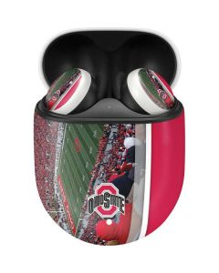 Ohio State Stadium Google Pixel Buds Skin