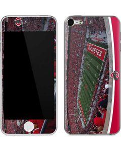 Ohio State Stadium Apple iPod Skin