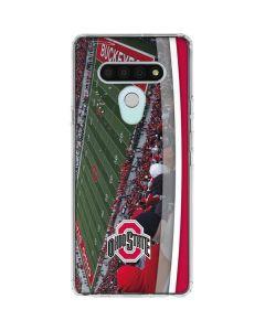 Ohio State Stadium LG Stylo 6 Clear Case
