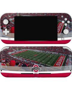 Ohio State Stadium Nintendo Switch Lite Skin