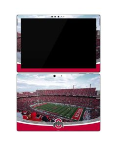 Ohio State Stadium Surface Pro 7 Skin