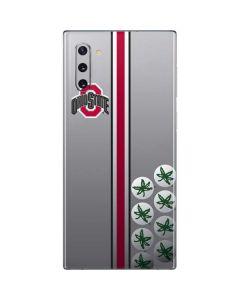 Ohio State University Buckeyes Galaxy Note 10 Skin