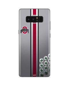 Ohio State University Buckeyes Galaxy Note 8 Skin