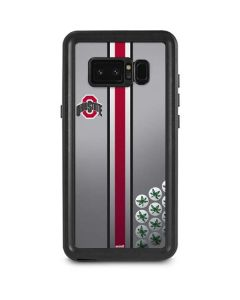 Ohio State University Buckeyes Galaxy Note 8 Waterproof Case