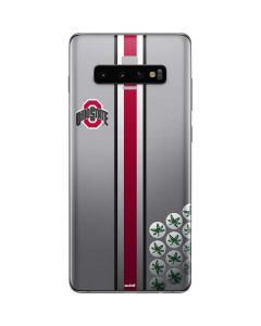 Ohio State University Buckeyes Galaxy S10 Plus Skin
