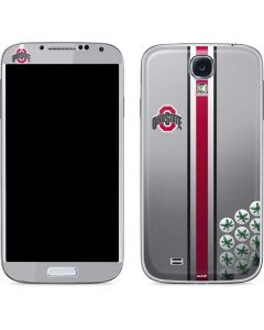 Ohio State University Buckeyes Galaxy S4 Skin