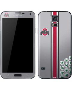 Ohio State University Buckeyes Galaxy S5 Skin