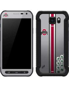 Ohio State University Buckeyes Galaxy S6 Active Skin
