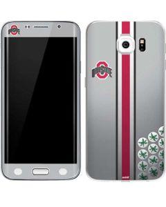 Ohio State University Buckeyes Galaxy S6 Edge Skin