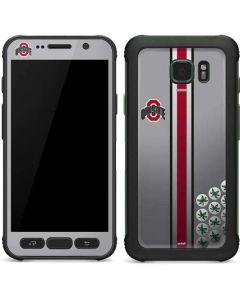 Ohio State University Buckeyes Galaxy S7 Active Skin