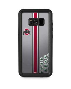Ohio State University Buckeyes Galaxy S8 Plus Waterproof Case