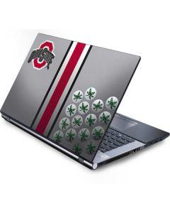 Ohio State University Buckeyes Generic Laptop Skin