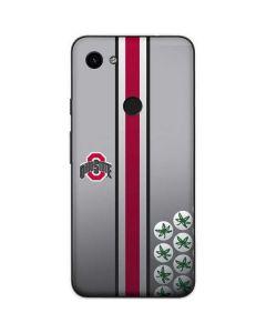 Ohio State University Buckeyes Google Pixel 3a Skin