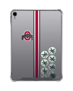 Ohio State University Buckeyes iPad Pro 11in (2018-19) Clear Case