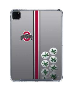 Ohio State University Buckeyes iPad Pro 11in (2020) Clear Case