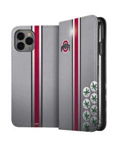 Ohio State University Buckeyes iPhone 11 Pro Folio Case
