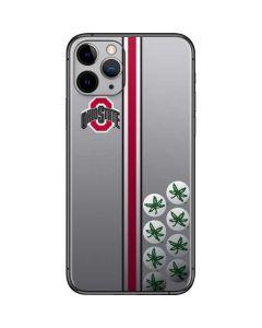 Ohio State University Buckeyes iPhone 11 Pro Skin