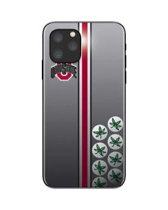 Ohio State University Buckeyes iPhone 11 Pro Skin