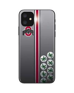 Ohio State University Buckeyes iPhone 11 Skin
