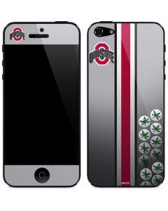 Ohio State University Buckeyes iPhone 5/5s/SE Skin