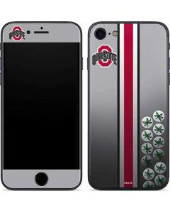 Ohio State University Buckeyes iPhone 7 Skin