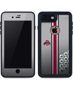Ohio State University Buckeyes iPhone 8 Plus Waterproof Case