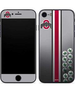 Ohio State University Buckeyes iPhone SE Skin