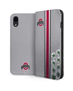 Ohio State University Buckeyes iPhone XR Folio Case