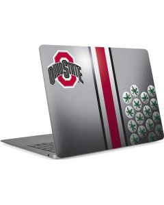Ohio State University Buckeyes Apple MacBook Air Skin