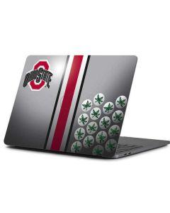 Ohio State University Buckeyes Apple MacBook Pro 13-inch Skin