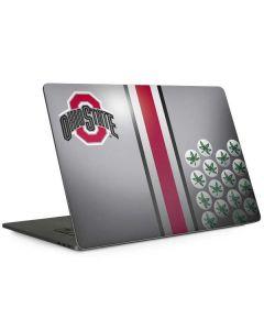 Ohio State University Buckeyes Apple MacBook Pro 15-inch Skin