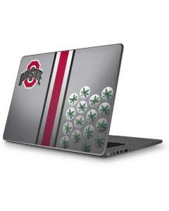 Ohio State University Buckeyes Apple MacBook Pro 17-inch Skin