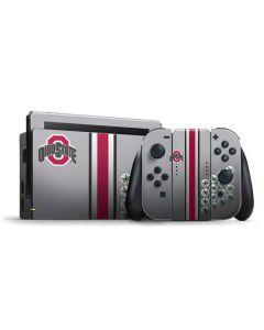 Ohio State University Buckeyes Nintendo Switch Bundle Skin