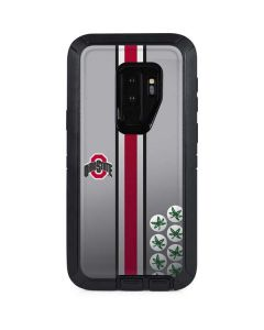 Ohio State University Buckeyes Otterbox Defender Galaxy Skin