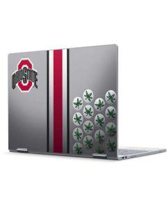 Ohio State University Buckeyes Pixelbook Skin