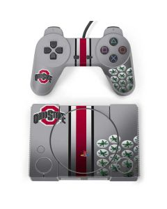 Ohio State University Buckeyes PlayStation Classic Bundle Skin