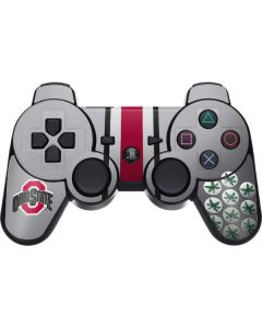 Ohio State University Buckeyes PS3 Dual Shock wireless controller Skin