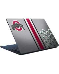 Ohio State University Buckeyes Surface Laptop Skin