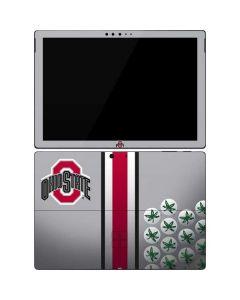 Ohio State University Buckeyes Surface Pro 7 Skin