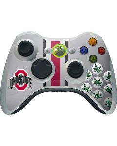 Ohio State University Buckeyes Xbox 360 Wireless Controller Skin