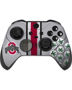 Ohio State University Buckeyes Xbox Elite Wireless Controller Series 2 Skin