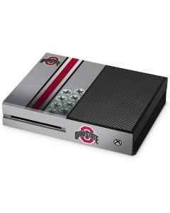 Ohio State University Buckeyes Xbox One Console Skin