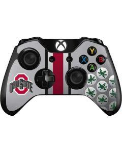 Ohio State University Buckeyes Xbox One Controller Skin