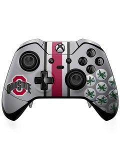Ohio State University Buckeyes Xbox One Elite Controller Skin
