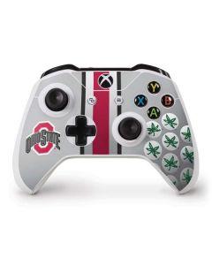 Ohio State University Buckeyes Xbox One S Controller Skin