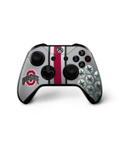 Ohio State University Buckeyes Xbox One X Controller Skin