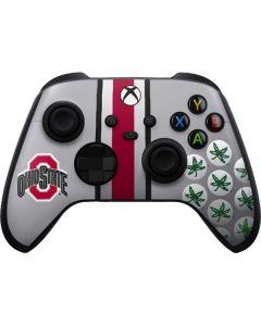 Ohio State University Buckeyes Xbox Series X Controller Skin